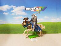 Britains Deetail Mounted Crusader Knight (lot 3035)