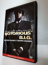 Notorious B.I.G. (Biografico 2009) DVD Film di George Tillman con Jamal Woolard