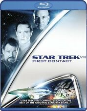 Star Trek Viii: First Contact [New Blu-ray] Rmst, Subtitled, True-Hd, Widescre