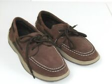 Mujer Sperry Top Sider shoes.size 5m Marrón/Marrón