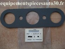 JOINT COLLECTEUR ADMISSION ECHAPPEMENT RENAULT 5 R5 REFERENCE 424329