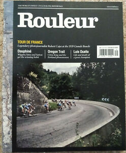 Rouleur Road Cycling Reportage Magazine Issue 31 Jul 12 Wiggins Ocana Ex Cond
