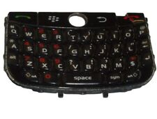 Genuino, originale Blackberry 8900 Curve NERO UK tastiera