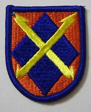 35th SIGNAL BATTALION AIRBORNE BERET FLASH  U.S. ARMY - FULL COLOR :FA12-1