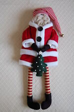 PRIMITIVE FOLK ART SEWING PATTERN 'SKINNY SANTA'  CHRISTMAS RAG DOLL