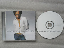 CD-ALBUM-LENNY KRAVITZ GREATEST HITS-2000-15 TRACK-VANESSA PARADIS-VIRGIN RECORD