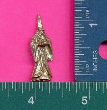 lead free pewter wizard flat AA181