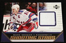 05-06 Upper Deck Mark Messier Shooting Stars Jersey