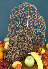 POTTERY BARN THANKSGIVING VINE TURKEY – GOBBLE UP THIS UNIQUE FALL CENTERPIECE!