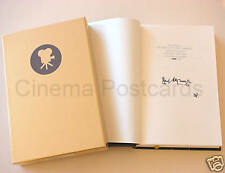 Richard Attenborough Signed Autograph Book with Slipcase *Director of Gandhi