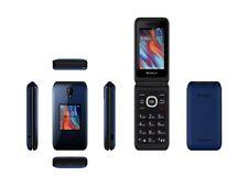 New listing Schok Flip Phone (Gsm Unlocked) 8Gb - Blue/Black gradient