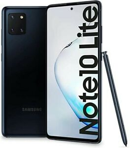 Samsung Galaxy Note10 Lite SM-N770F/DS - 128GB colore Black  Tim garanzia 2 anni