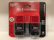 Milwaukee M12 Battery Pack
