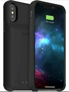 Mophie Juice Pack Access iPhone XS Max Black - Wireless Charge Case 2200mAh