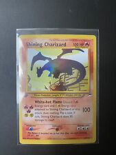 Shining Charizard 1st Edition Neo Destiny 107/105 - High Quality Holo *PROXY*