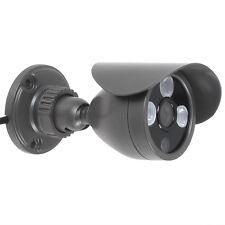 """1/3"""" Sony Effio-E CCD 1200TVL 960H 3 IR LEDs Security CCTV Camera"""