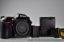 Nikon D7200 24.2MP Digital Camera Body Shutter Count 15354 Excellent