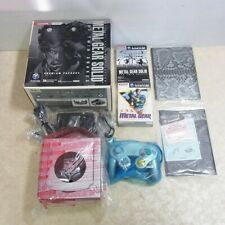 Nintendo Gamecube Metal Gear Solid Twin Snakes Premium Package From Japan