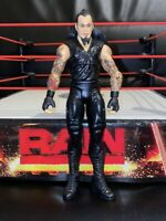WWE WWF THE UNDERTAKER CLASSIC MATTEL BASIC SERIES 93 WRESTLING ACTION FIGURE