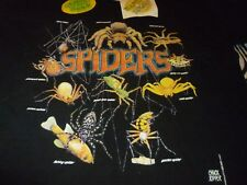 Spiders Vintage Shirt ( Size L ) NEW DEADSTOCK!!!
