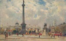 """Trafalgar square; Tucks """"oilette"""" 3583"""