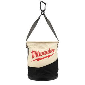 48-22-8270 Canvas Utility Bucket Milwaukee Tools