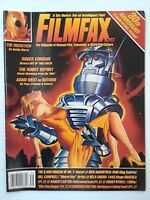 FILMFAX Movie/Horror/SciFi Magazine 30th Anniversary Issue Metalman from the 50s