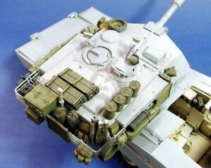 Legend 1/35 US M1 Abrams Main Battle Tank Stowage and Accessories Set LF1029