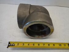 "4"" Socket Weld 90 Degree Elbow CA0245 B16 3M A/SA105N"
