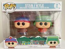 Funko Pop! Southpark Stan And Kyle 2 Pack Vinyl Figure