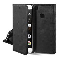 ^ Samsung Grand Neo SMART MAGNET Hülle Tasche Book Case Etui Kunstleder Schwarz