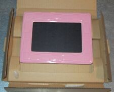 New ListingLongaberger Pink Pottery Picture Frame ~ Brand New in Box - Rare