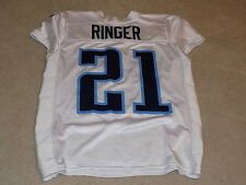 Jovan Ringer Game Worn Practice Jersey 2012 Tennessee Titans Michigan State