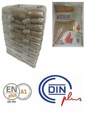 4 Palette Holzpellets Din Plus Ecopellet 260 Sack á 15 KG Firstclass Pellets
