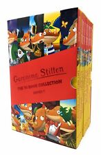 Geronimo Stilton Children 10 Books Collection Set