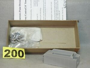 SPARROWS POINT DIVISION JERSEY CENTRAL #SP-22 24' FREIGHT TENDER KIT NEW