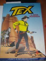 FUMETTO: TEX - IL TOTEM MISTERIOSO - ED. REPUBBLICA L'ESPRESSO - 2007