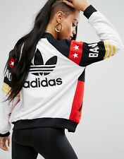ADIDAS Banned From Normal RITA ORA Bomber Jacket Track Top