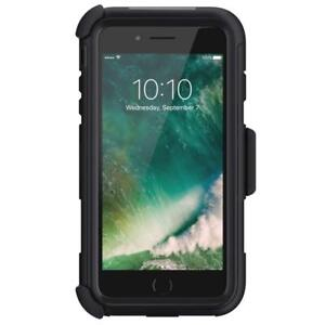 GENUINE IPHONE 8 PLUS & 7 PLUS GRIFFIN SURVIVOR SUMMIT CASE COVER | BLACK