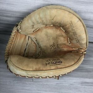 Mizuno Lite Flex Professional Model Catchers Mitt MT1060 RHT U.S. Steerhide