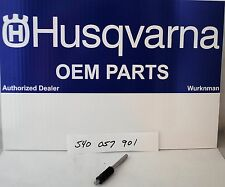 HUSQVARNA OEM 540057901  OIL PUMP FITS 340 345 435 435E 445 450 450E