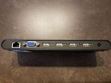Universal Laptop USB Docking Station (USBVGADOCK2)