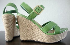 UGG JACKILYN Plateausandalette Sandals Leder Schuhe Damen Sandalette Gr.37 NEU
