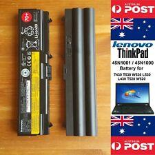 Lenovo ThinkPad 45N1001 45N1000 Genuine Battery for T430 T530 70+ Local Seller