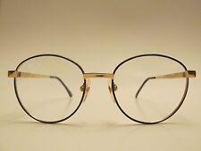 Highland Style 435 Blue Demi Metal Frame Glasses Vintage Retro Unisex 47 16 130