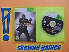 Goldeneye 007 Reloaded - cib - XBox 360 Microsoft