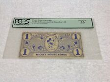 Blue Mickey Mouse Cones Dollar  Vary Rare