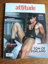 Attitude Magazine - June 2020 - Gay Interest.