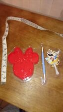 New Disney Minnie Mouse Cookie Cutter Cake Toppers And Decorating Tool baking