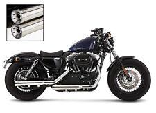 Silenciador Falcon tan para Harley Davidson Sportster seventy-two XL 1200 V 2013